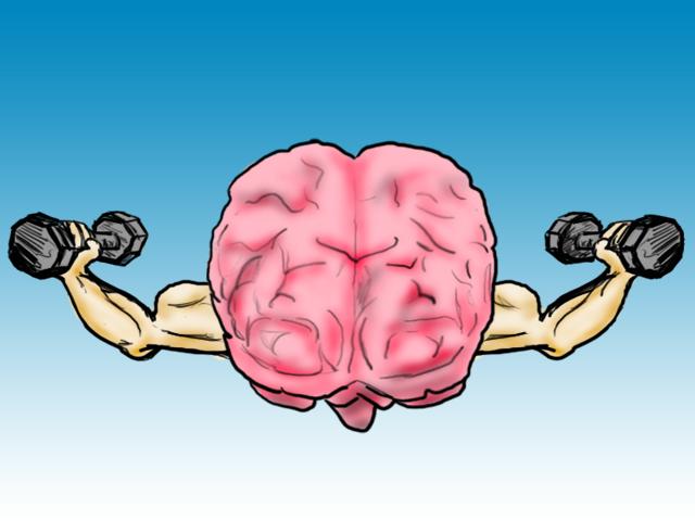 Improving brain processing speed